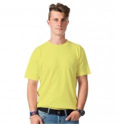 Hemp T-shirt, men's, light brown
